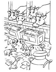 101 dalmatians coloring page 4 coloring pages