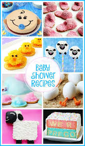 baby shower for to be baby shower recipes cakes adorable treats appetizers