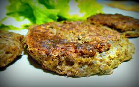 cuisiner les lentilles vertes la musette de cécile steaks de lentilles végétarien