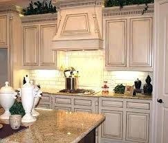 how to distress kitchen cabinets with chalk paint distressed kitchen cabinets ljve me