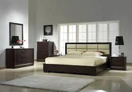 Bedrooms  Contemporary Dark Wood Bedroom Furniture Home Modern - Dark wood bedroom furniture sets