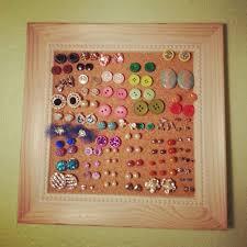 organize stud earrings stud earrings organization organizing and