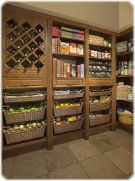 Ideas For Organizing Kitchen Pantry - if we can do a big shared pantry for all the canning dry storage