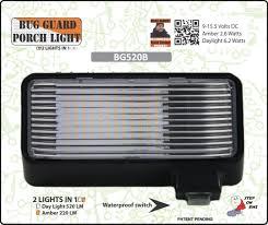 rv outside led lights bg520b rvledlites