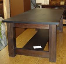 dark walnut end table furniture designed by michelle alf s antiques and handcrafted