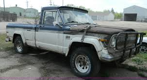 jeep gladiator lifted 1976 jeep j10 pickup truck item t9770 sold may 8 govern