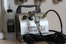 professional airbrush makeup machine iwata airbrush system and temptu foundations silver firs farm