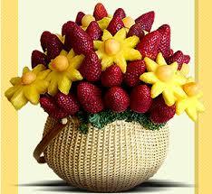 flowers fruit ways to make flowers fruits centerpieces flowers magazine