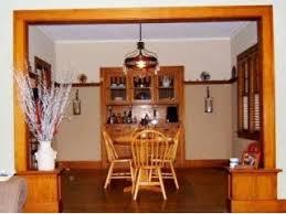 Oak Room Divider Original Woodwork Hardwood Floors Oak Room Divider And A
