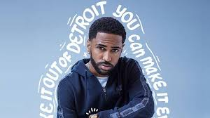 what is big sean s hairstyle big sean embraces the moment in new ad caign with chs