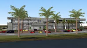 ferrari dealership ferrari maserati to relocate to new dealership near mall at