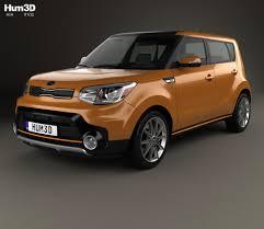 kia soul interior 2017 kia soul turbo 2017 3d model hum3d