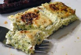 recette boursin cuisine flan de courgette au boursin aurélie cuisine