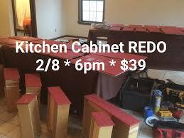 kitchen cabinet redo w amy howard paint u2022 absolutely tamara