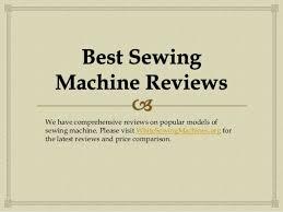 best sewing machine reviews 1 638 jpg cb u003d1397777430
