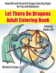 dragons coloring book coloring pages