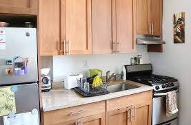 How To Organise A Small Kitchen - how i organized my tiny kitchen treehugger