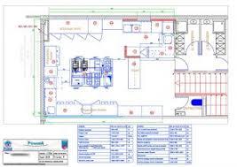plan cuisine professionnelle normes plan cuisine 6m2 en ligne ou linacaire les meilleures restaurant