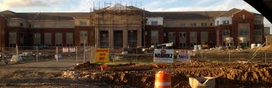 file construction on conway high in conway arkansas jpg