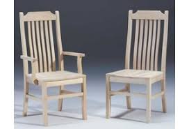 unfinished dining chairs solid wood dining chairs