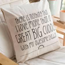 Cuddle Cushion Personalised Big Cuddle Cushion Gettingpersonal Co Uk