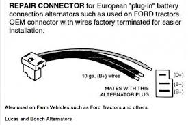 acdelco 2wire plug alternator wiring diagram acdelco wiring