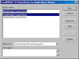 pattern corel x7 securidesign for coreldraw corel designer