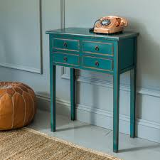Green Console Table Console Tables Desks Dressing Tables Furniture Graham And Green