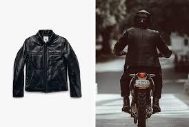 motorcycle style jacket save 200 on taylor stitch u0027s fall u002717 moto jacket styles gear patrol