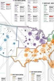 Zip Code Map New York by