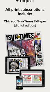subscribe chicago sun times