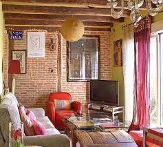 Living Room Design Brick Wall Living Room Captivating Brick Wall Kitchen Interior Brick Wall