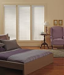 2 Inch White Faux Wood Blinds Affordable 2