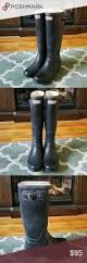 hunter rain boots mens 10 womens 11 hunter shoes rain boot and rain