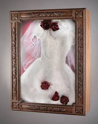 framed wedding dress i want to frame my wedding gown help weddings and
