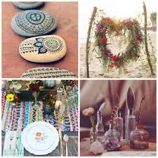 mariage hippie le mariage bohème chic le d une organisatrice de mariage
