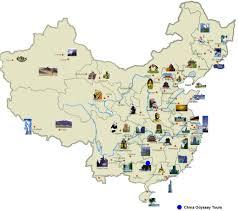 Guangzhou China Map by Maps Update 18001312 Tourist Attractions Map In China U2013 China