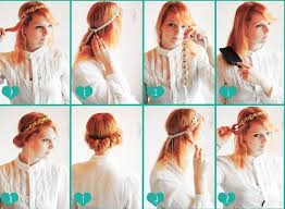 easy vintage hairstyles photo gallery of easy vintage hairstyles for long hair viewing 6