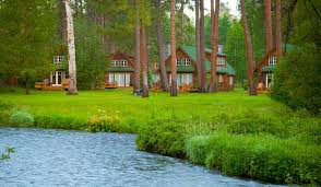 lodging river oregon metolius river resort c sherman oregon lodging central