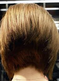 back view of wedge haircut back view of 45 degree short wedge bob haircut styles weekly