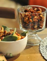 sweet savory nut recipe a great thanksgiving day snack giving