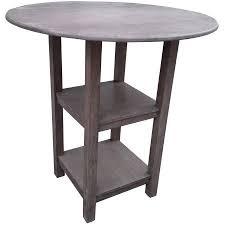 Drop Leaf Bar Table Boraam 42