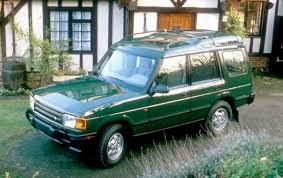 land rover discovery exterior 1996 land rover discovery information and photos zombiedrive