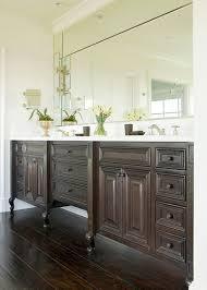 Dresser Style Bathroom Vanity by A Furniture Look For Your Bathroom Vanity