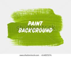 abstract grunge brush paint texture background stock vector
