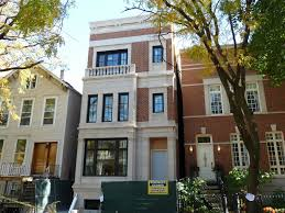 the chicago real estate local new luxury construction on lincoln
