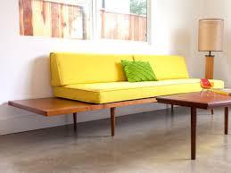 Mid Century Daybed Horizon Daybed Sofa U2014 Casara Modern