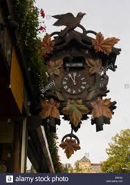 Cuckoo Clock Germany Cuckoo Clock In Germany Stock Photos U0026 Cuckoo Clock In Germany