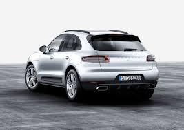 Porsche Cayenne Macan - 2017 porsche macan to feature four cylinders dubai abu dhabi uae