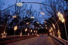 Saluda Shoals Lights Holiday Lights On The River At Saluda Shoals Park Famously